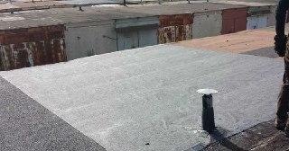 Ремонт кровли гаража Новосибирск цена от 314 руб